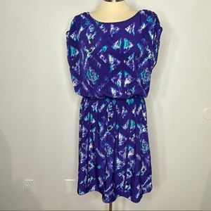Mossimo Supply Co. Watercolor Dress